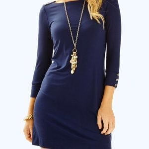 Lilly Pulitzer Sophie Dress - Solid Navy
